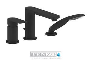 DELANO COLLECTION Bath faucet DE35-PB-MB