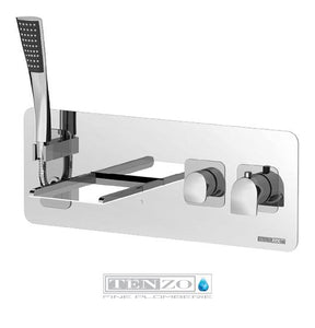 NUEVO COLLECTION wall-mounted tub faucet retractable
