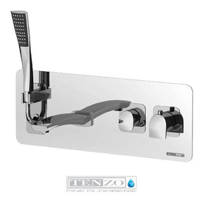NUEVO COLLECTION wall-mounted tub faucet NU63-CR