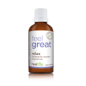 relax - natural blend for relaxed muscle