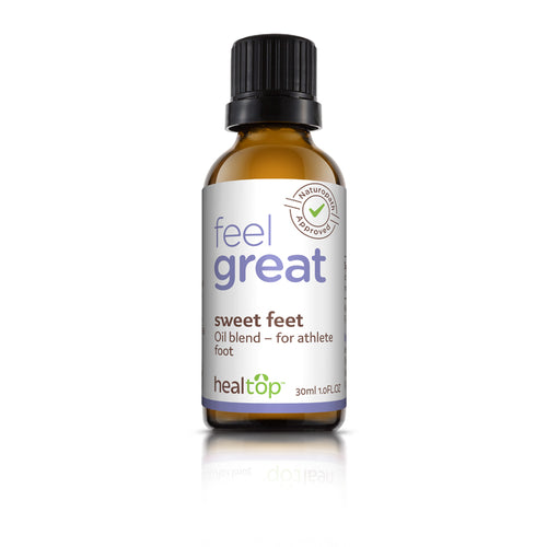sweet feet - 100% natural serum for athlete foot