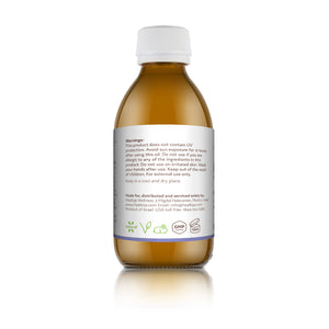 Calm - 100% Natural Massage Oil - Healtop