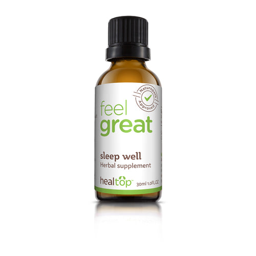 sleep - natural herbal supplement