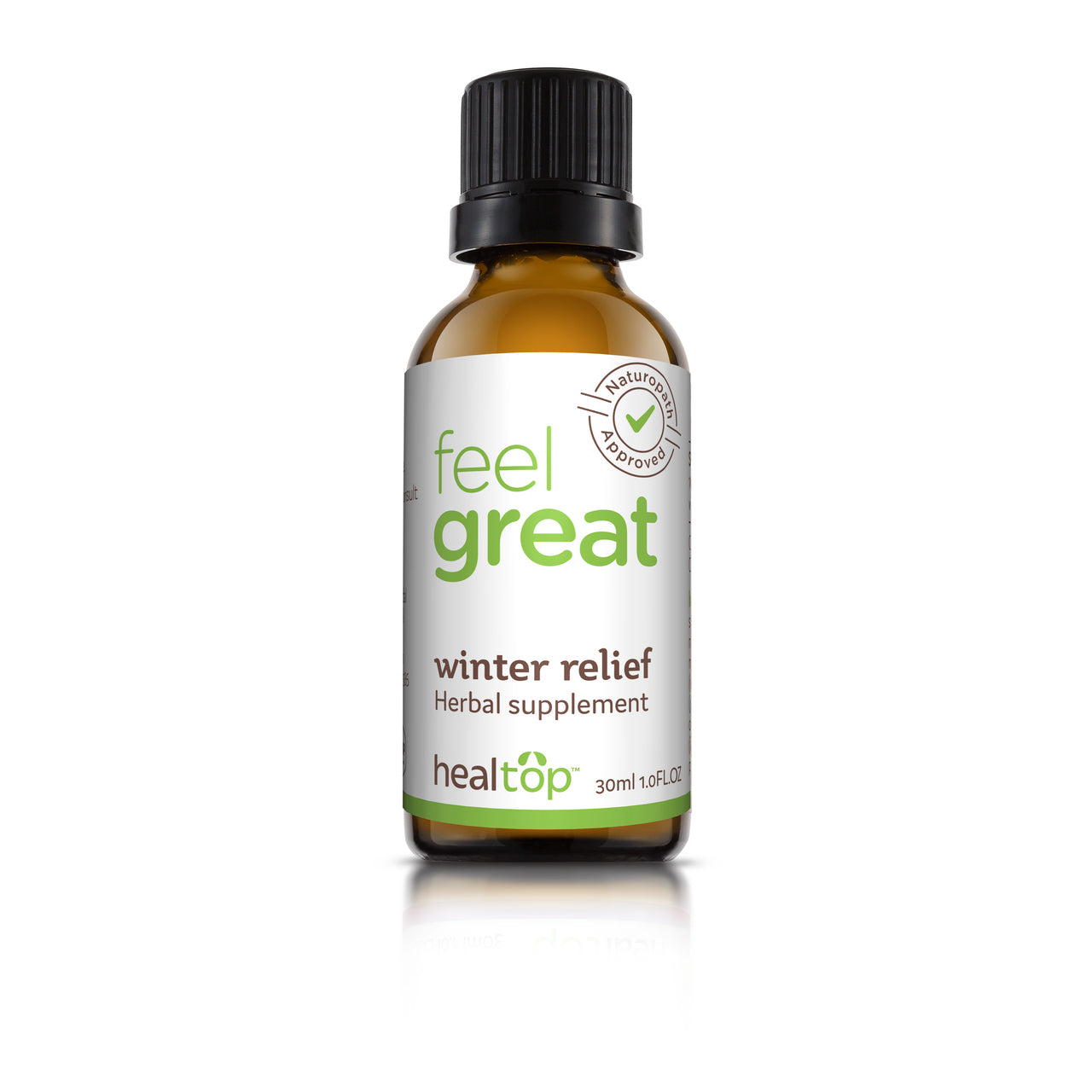 winter relief - natural supplement - Healtop