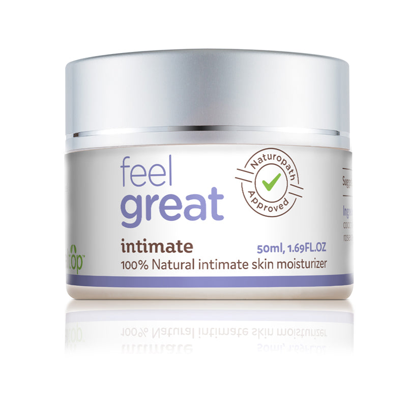 intimate - all natural lubricant - Healtop