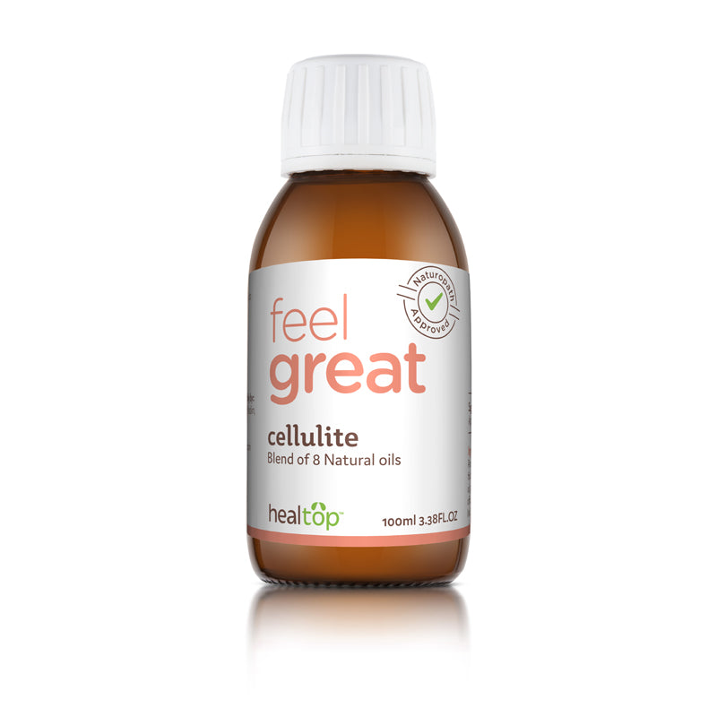 Cellulite - All Natural Oil Blend For Cellulite - Healtop