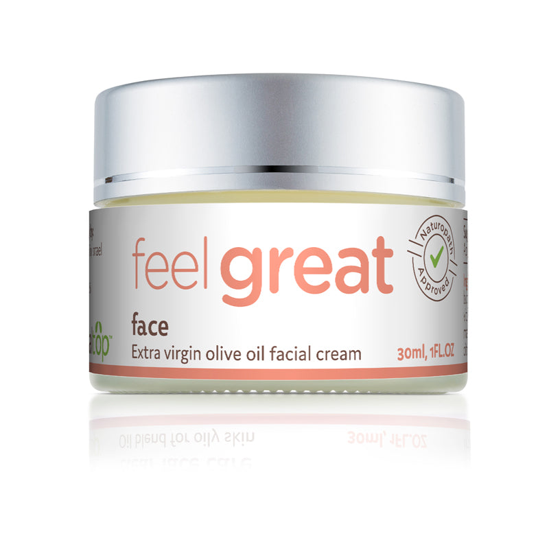 face - all natural face cream - Healtop