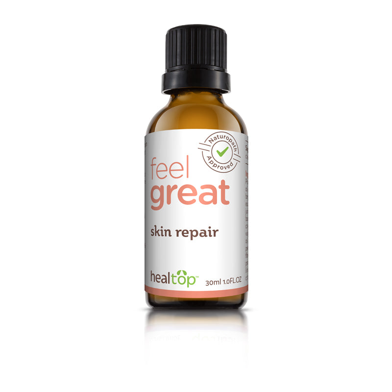 skin repair - special serum for irritated red skin - Healtop