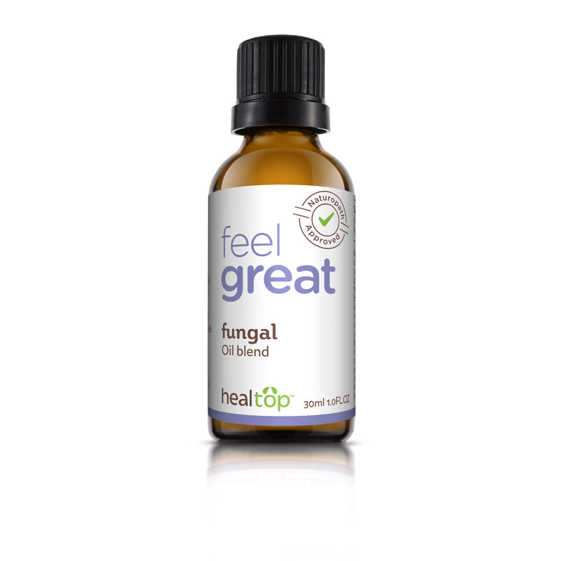 fungal - 17 natural effective ingredients - Healtop