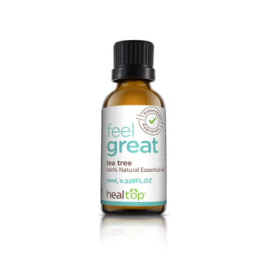 tea tree essential oil - Healtop