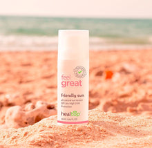 friendly sun - all natural sun screen - Healtop
