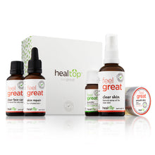 clear face plus kit - Healtop