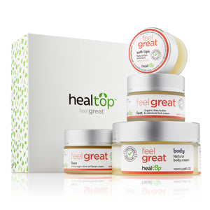 skin care kit - dry skin - Healtop