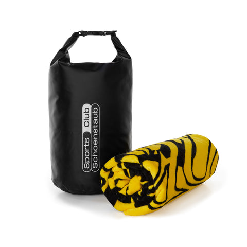 PANTHER TOWEL + BAG