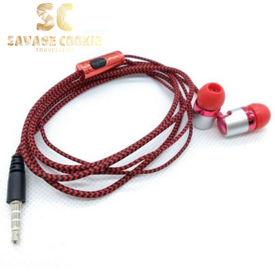 Multiple Color Support Sport Music Stereo Earphones