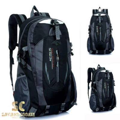 Men's Backpack and Travel bag
