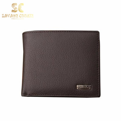 Slim Fold Wallet with Card Holder