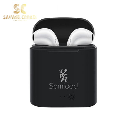 Wireless Bluetooth Headphone Double Twins Stereo Music Earbuds
