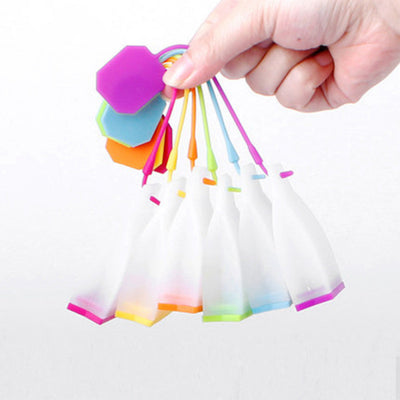 Silicone Reusable Tea Bag - Tea Infuser Strainer