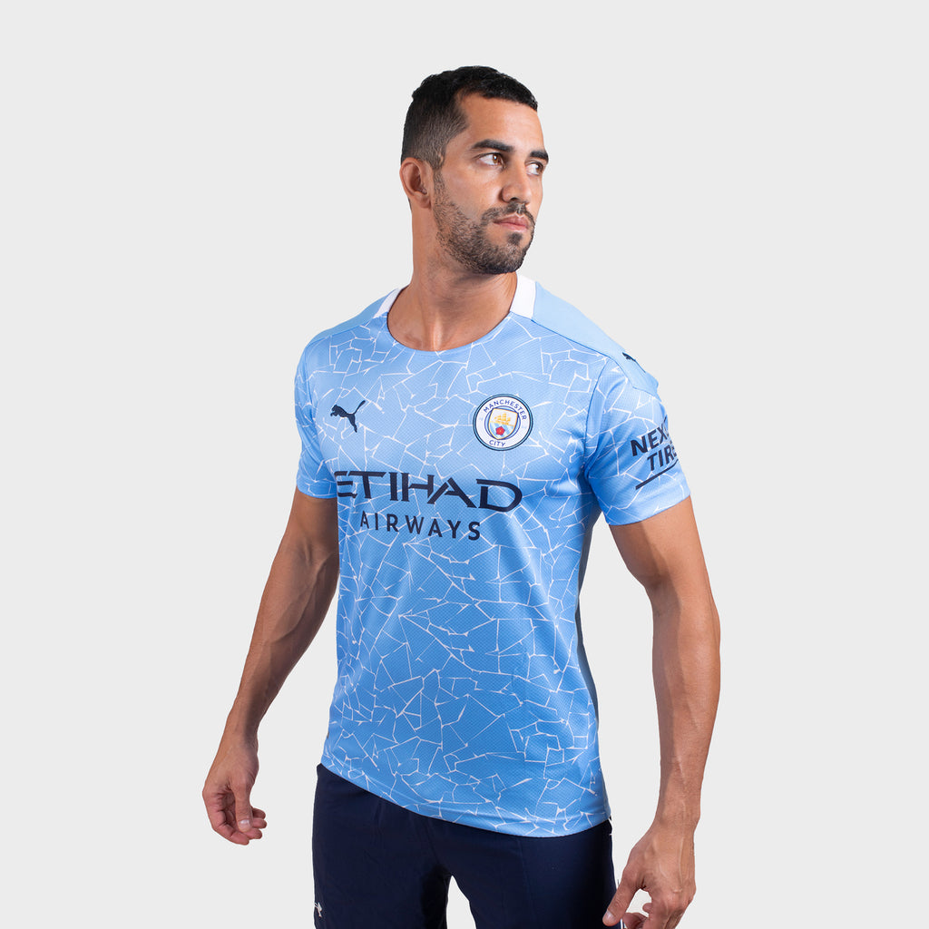 Manchester City 2020/2021 Men Home Jersey – Mitani Store