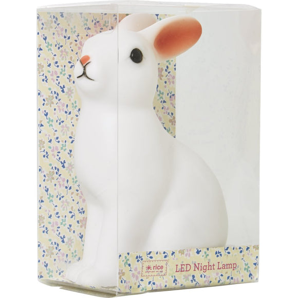 Kids Color Changing Rabbit LED Lamp