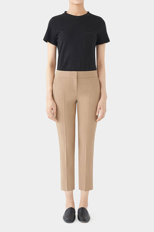 CAMEL REI PERFECT CARROT PANTS