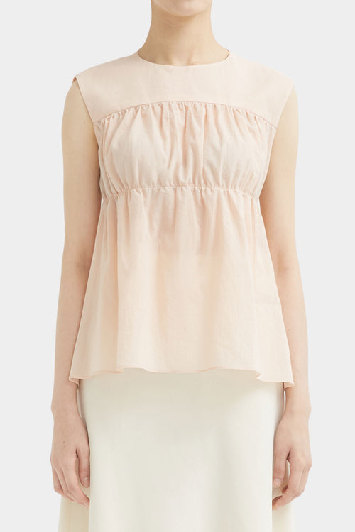 PEONY REISS LIGHT GATHER TOP