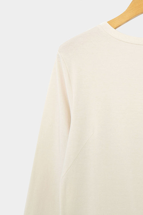 BEIGE MARGOT PERFECT LONGSLEEVE T