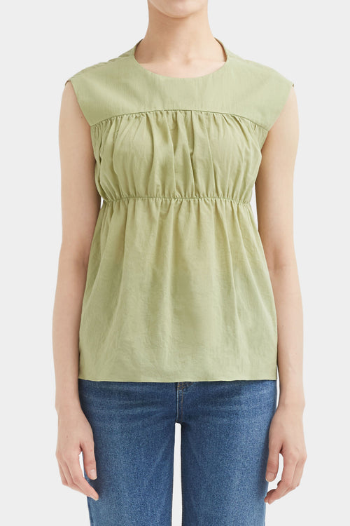 OLIVE REISS LIGHT GATHER TOP