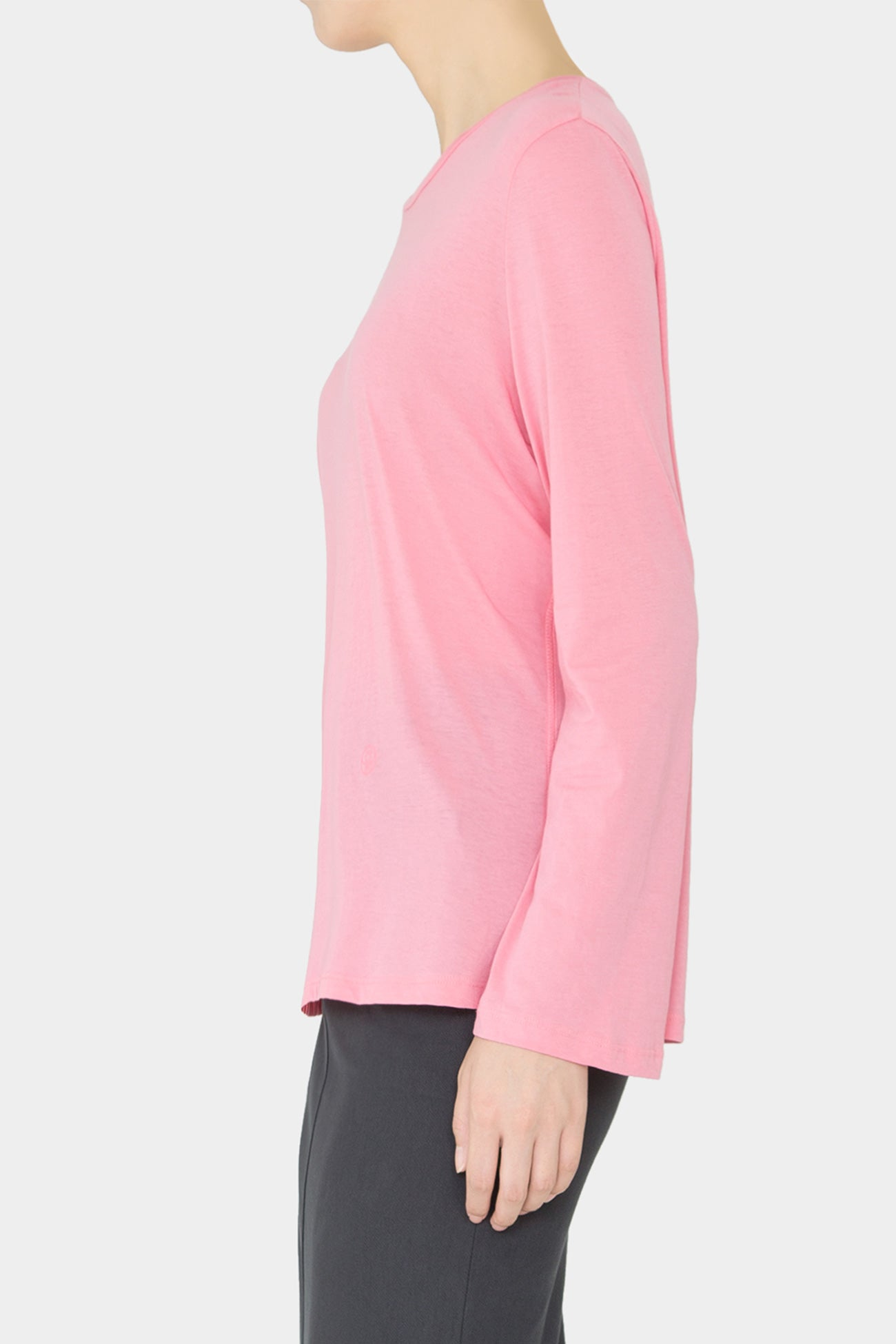WATERMELON PINK LIO BELLSLEEVE T-SHIRT