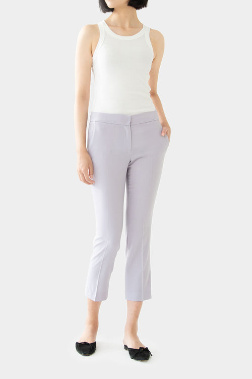LAVENDER JENNA TAILORED PANTS
