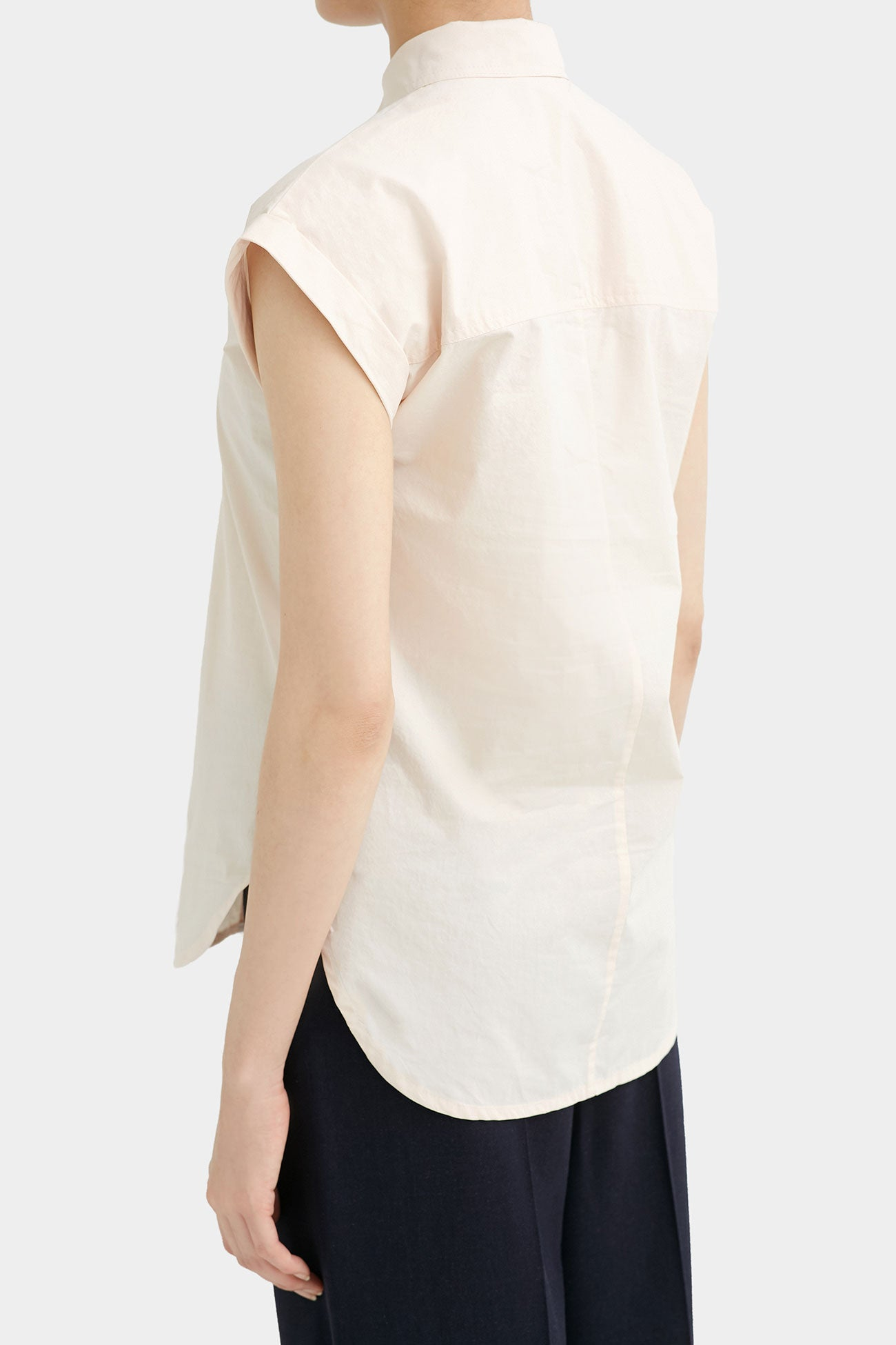 BLUSH HEATHER SHORTSLEEVE SHIRTS