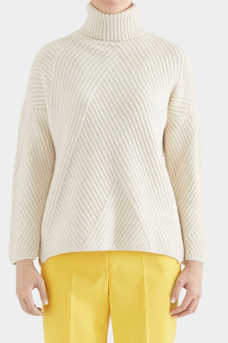 SAND SADA BALLOON SWEATER