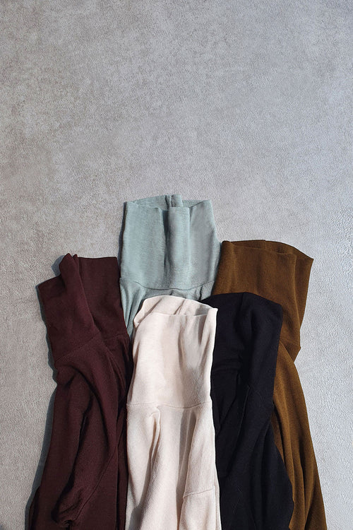 NOMA LIGHT TURTLENECK 5 COLOR SET!