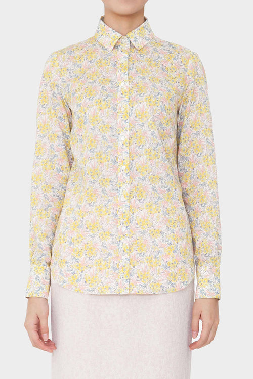 [COURRI x LIBERTY] HONEY KONA PERFECT SHIRTS