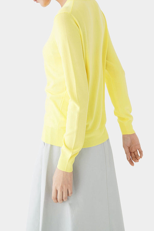 LEMON OPIE SUMMER CARDIGAN