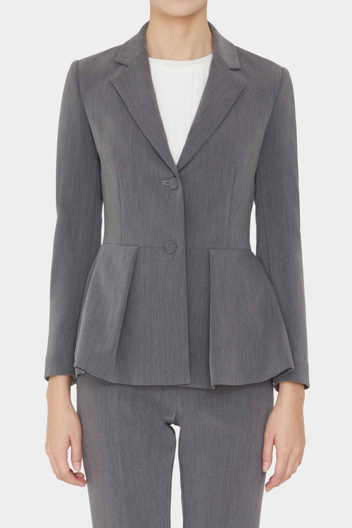 GREY GWEN PERFECT LADY JACKET