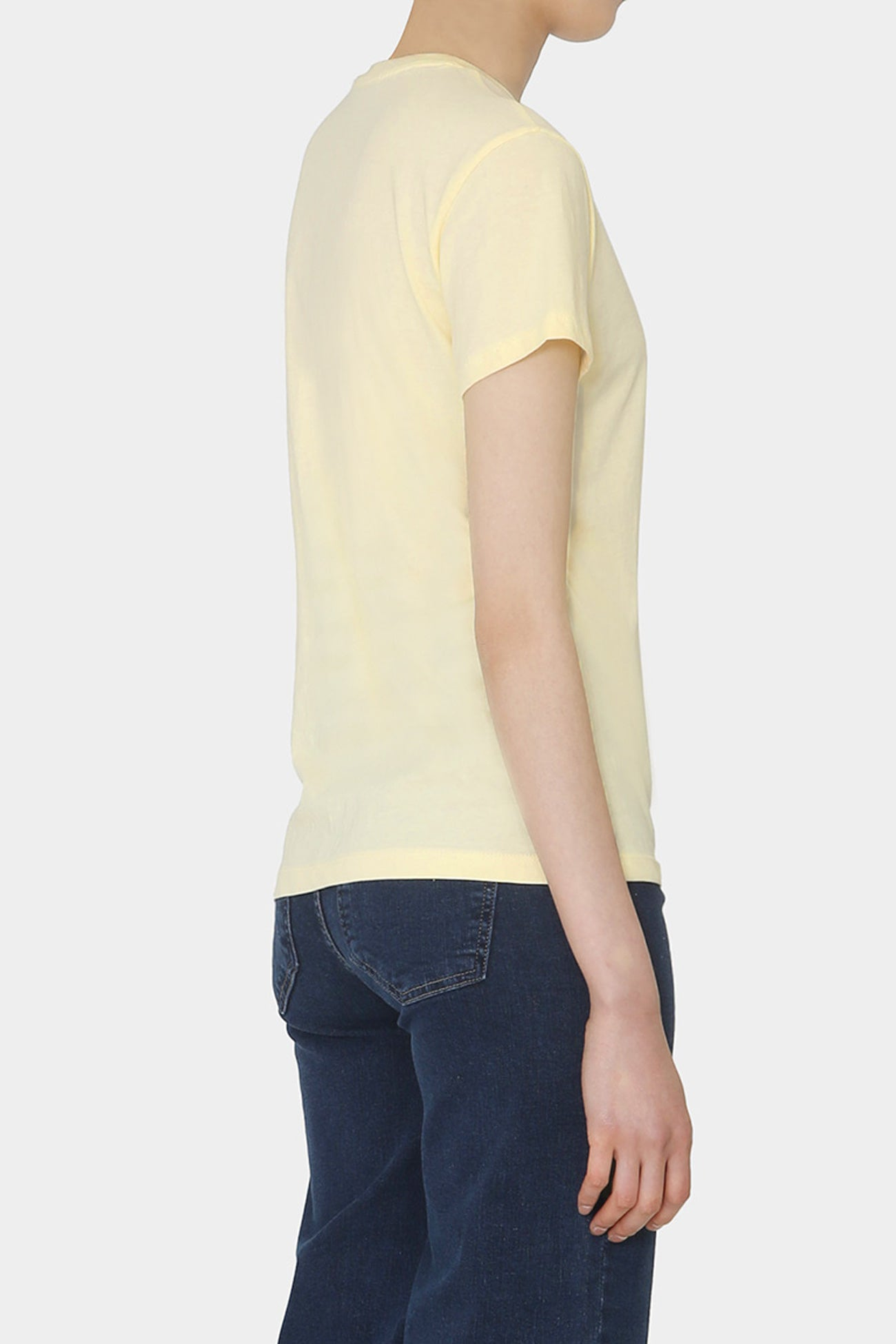 LEMON VIN COTTON T-SHIRT