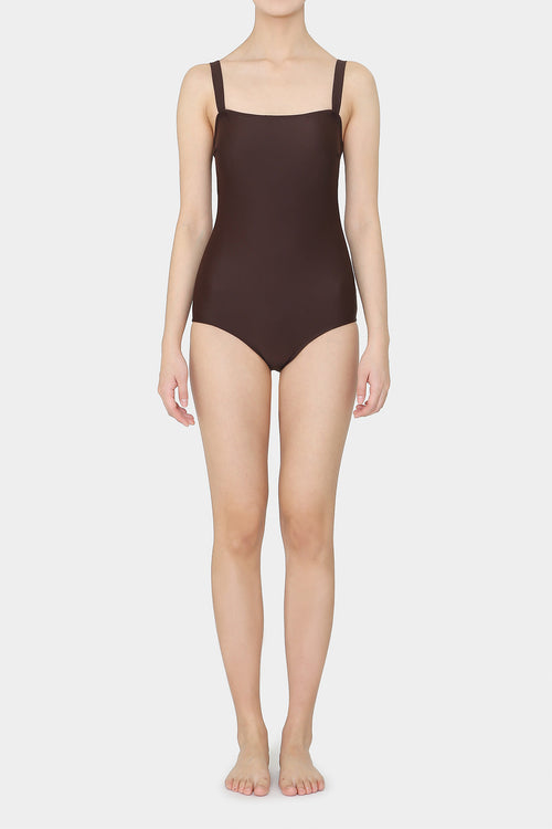 CHOCOLATE EMMA PLAY SWIMSUIT
