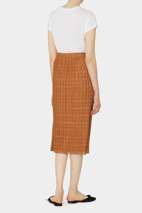 GINGER JANE LACE PENCIL SKIRT