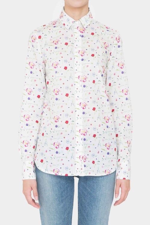 [COURRI x LIBERTY] COSMOS KONA PERFECT SHIRTS