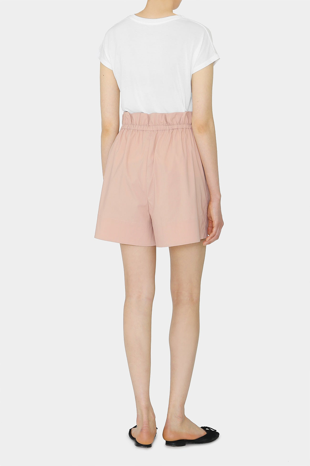 ROSE CATH STRING SHORTS