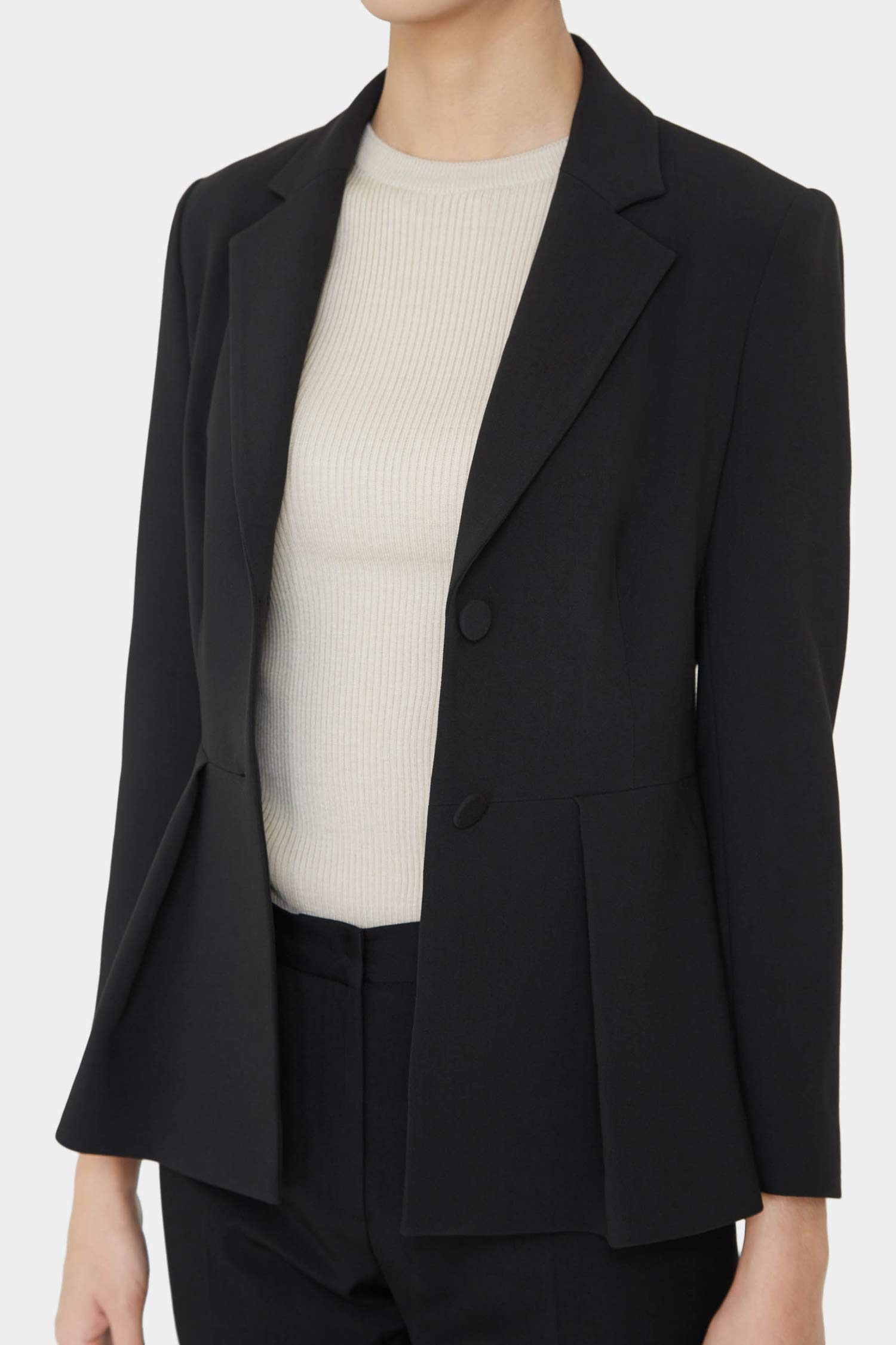 BLACK GWEN PERFECT LADY JACKET