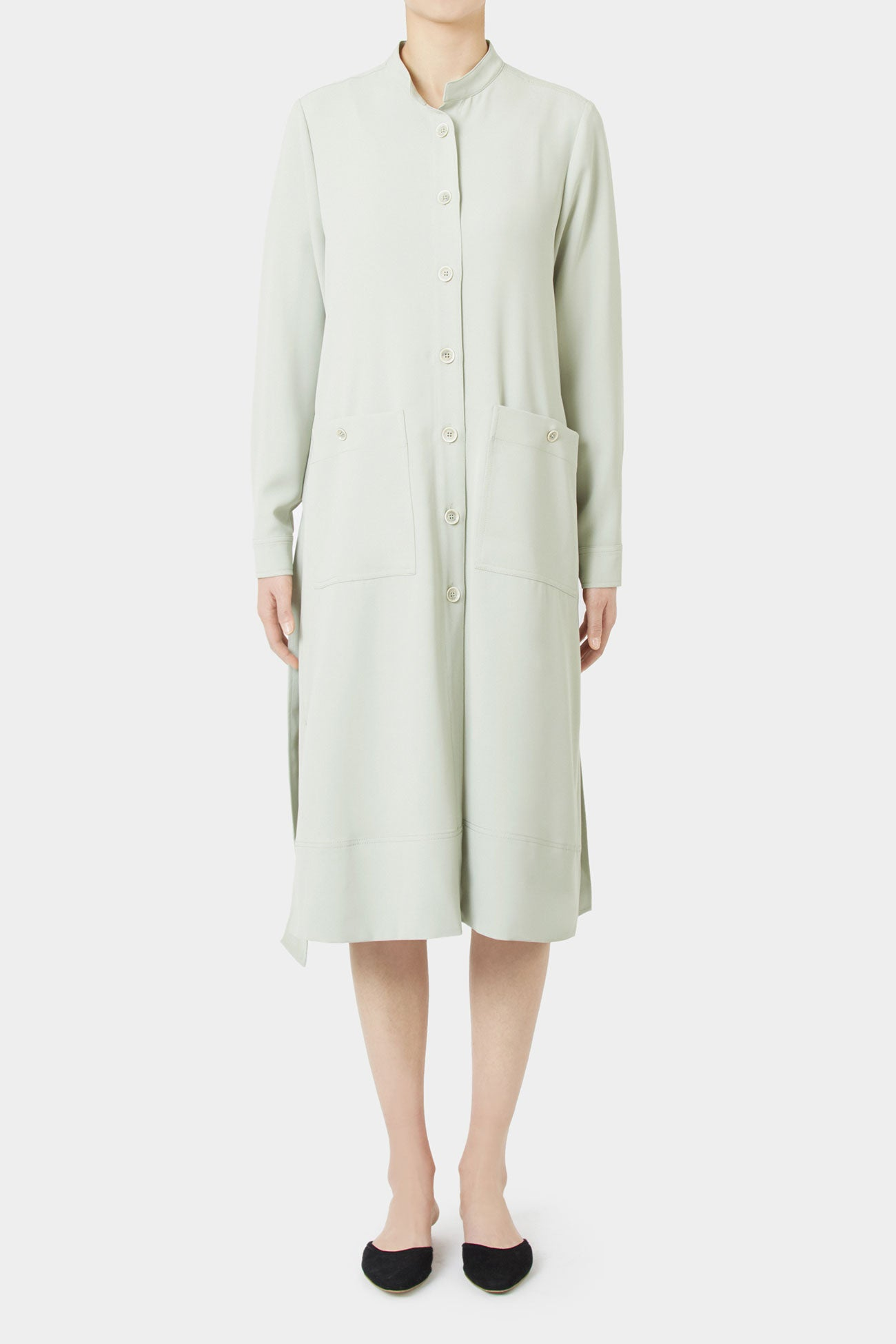 MINT RACH EASY SHIRT DRESS