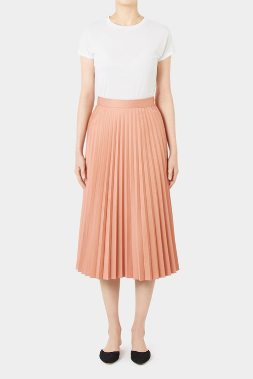 ROSE LILY PLEATED SKIRT