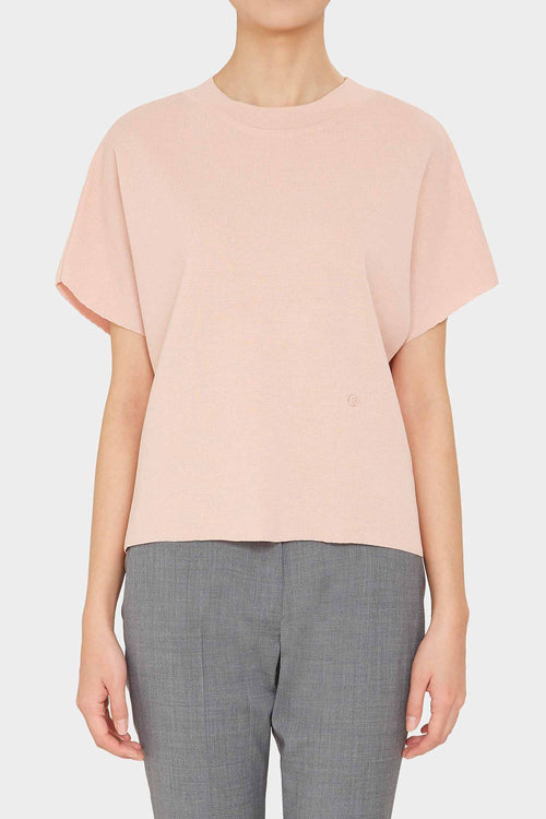 PINK ANI PERFECT HIGH NECK TOP