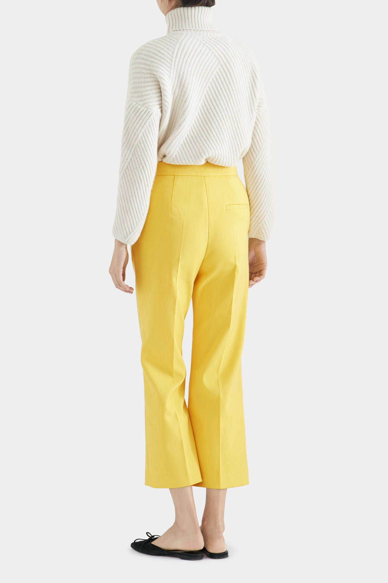 LEMON BONIE TIDY FLARE PANTS