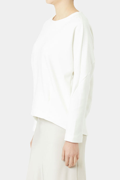 IVORY LINN LOOSE TOP
