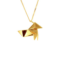 Cuckoo Necklace - Origami Jewellery - THE POMMIER - 4