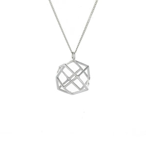 Frame Magic Ball Necklace